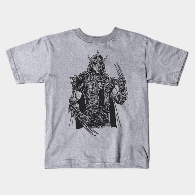 0af482dd Shredder Punk - Enemy - Kids T-Shirt | TeePublic
