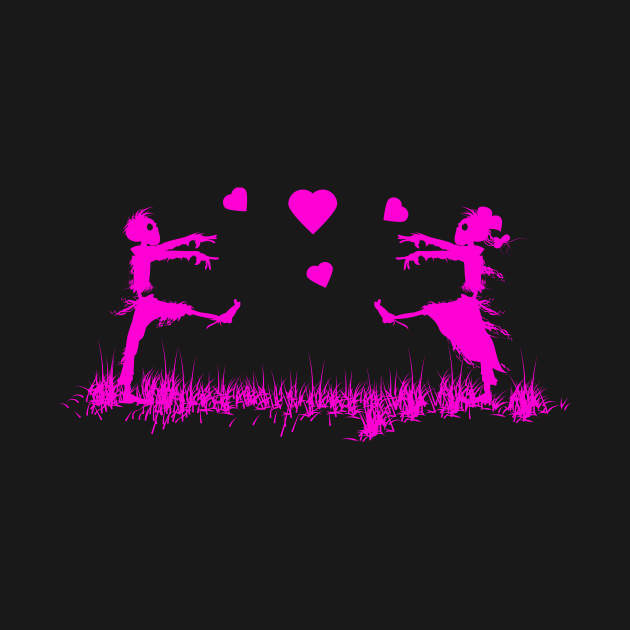 Zombie Love Pink