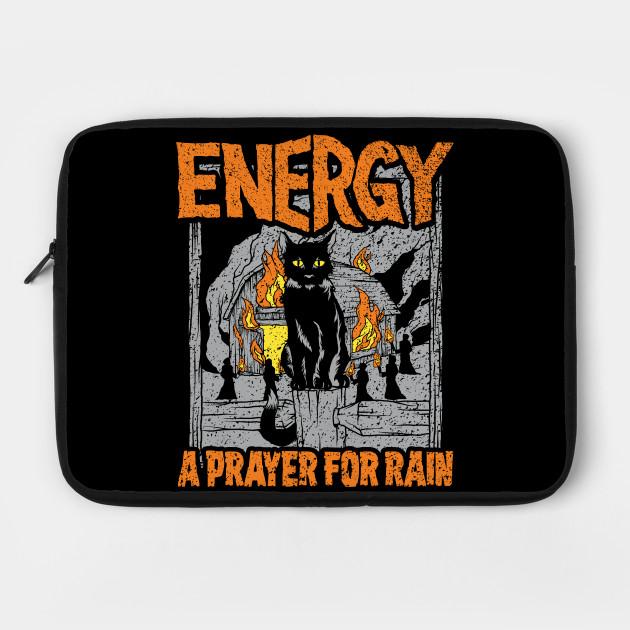 Energy - A Prayer For Rain Cat