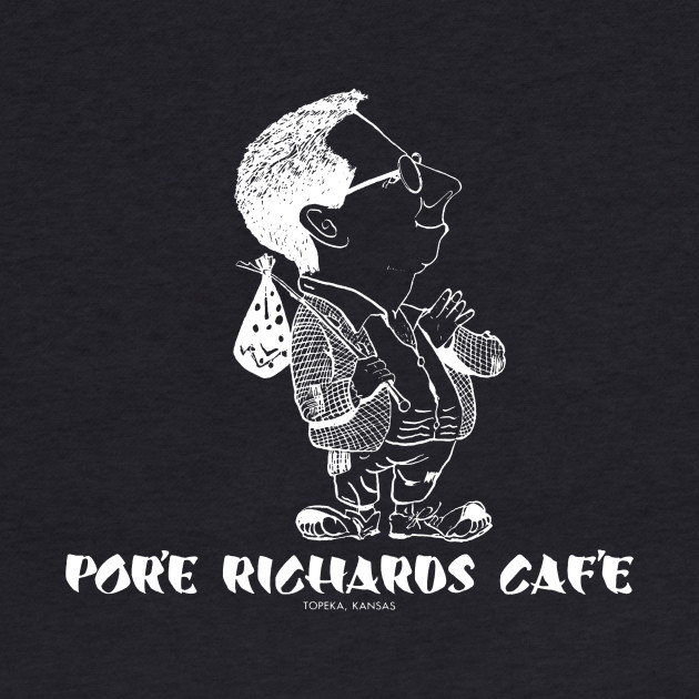 Pore Richards White Logo
