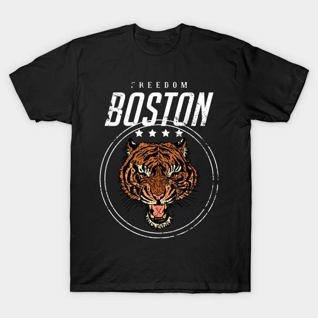 Freedom Boston Tiger T-Shirt