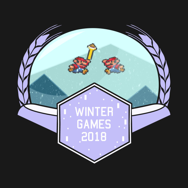 Retro Gaming - Winter Games 2018