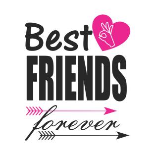 Best Friends Forever T Shirt