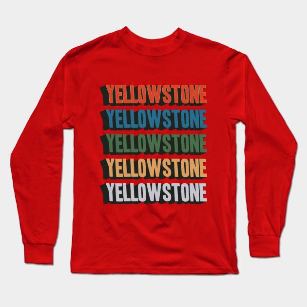 Yellowstone apparel