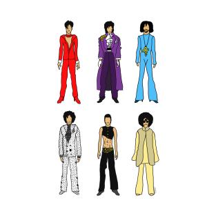 Outfits of Prince Fashion