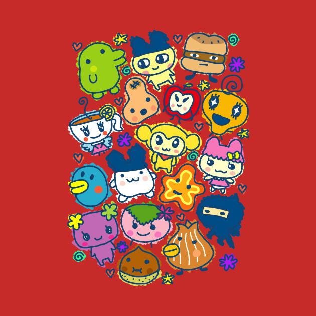 Tama Friends!