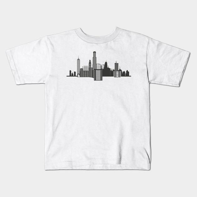 Big City Skyline Urban Gift