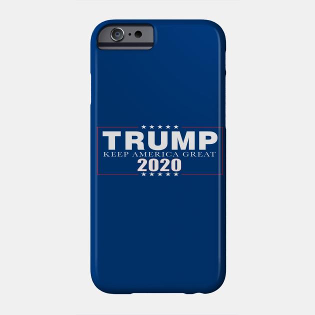 Trump 2020 Keep America Great! Phone Case