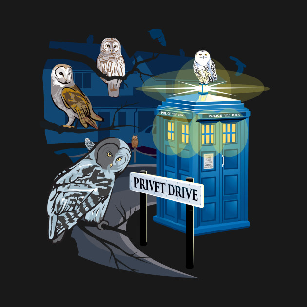 Dr Who - TOP TEN #2 (Hedwig Says Who!)