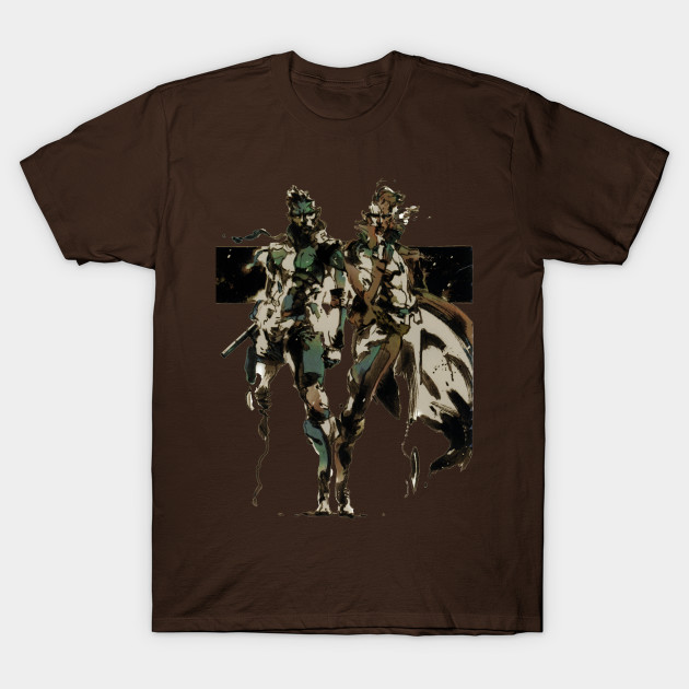 The Metal Gear Solid Snake Peace Walker MSF Militaires