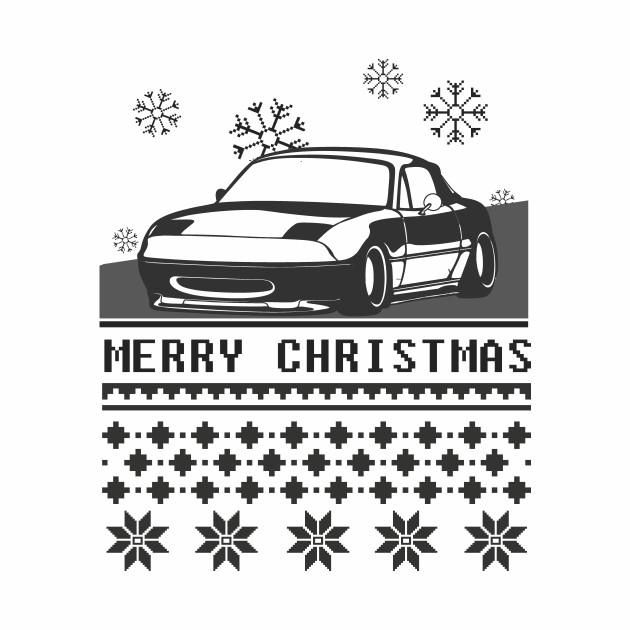 Merry Christmas miata