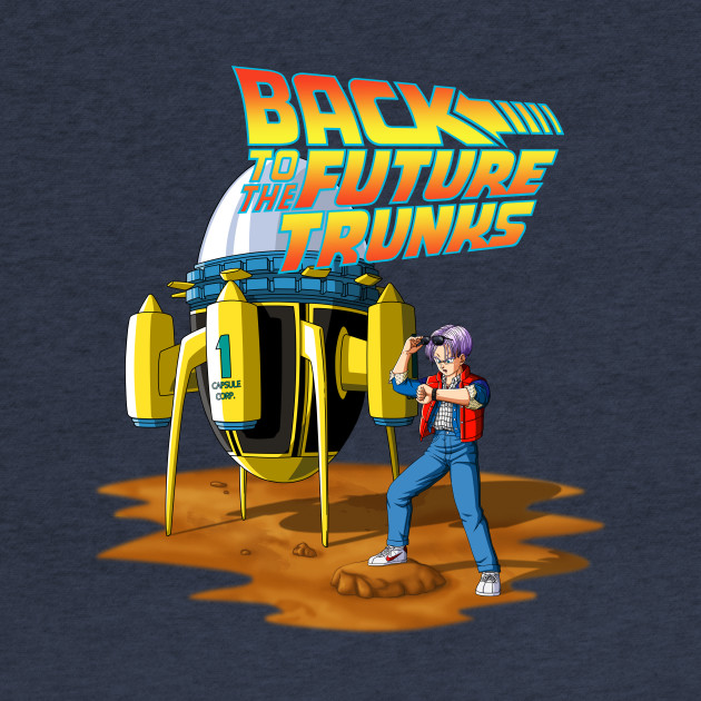 Back to the Future-Trunks
