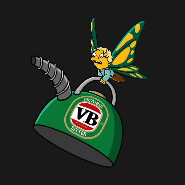 No One Ever Suspects The VB Butterfly!