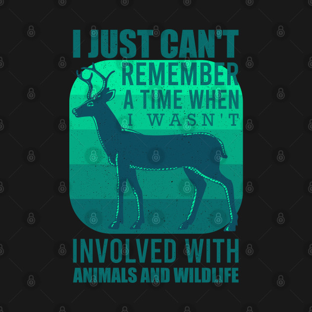 Animals And Wildlife Gift For Animal Lovers