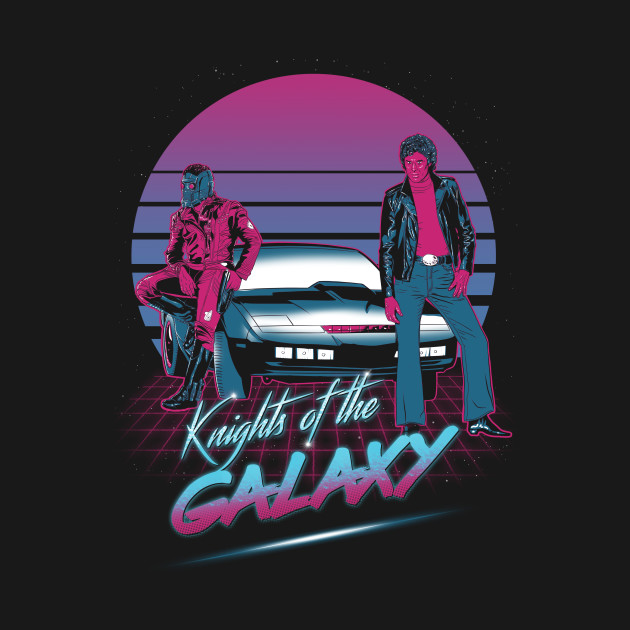 Knights of the Galaxy