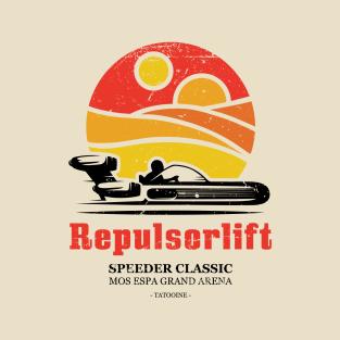 Speeder Classic t-shirts