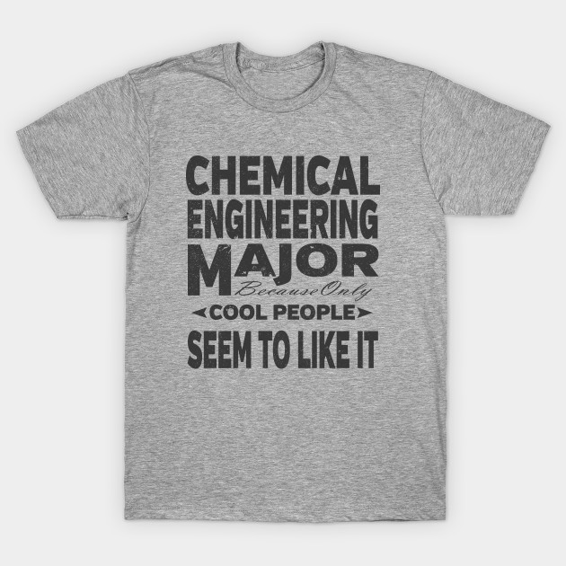 Chemical Engineering College Major