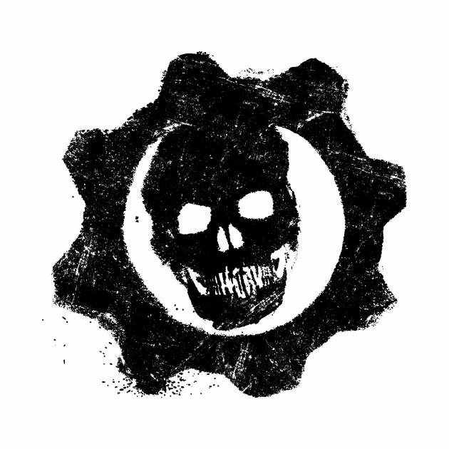 Gears Of War Vintage Symbol