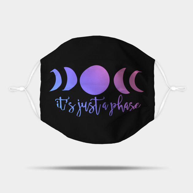It's just a moon phase
