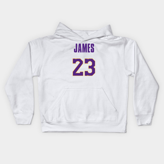 new styles d5380 01d66 LeBron James Lakers Jersey 3