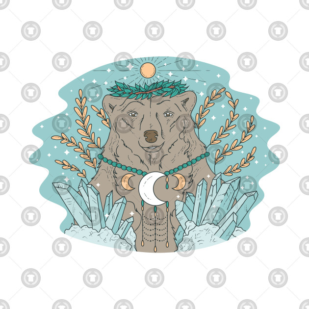 Mystical Bear