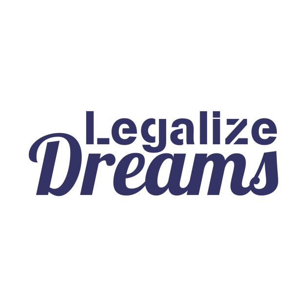 Legalize Dreams Blue Logo