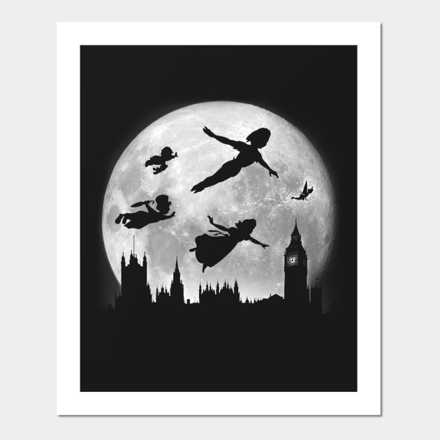 Flying Over Big Ben