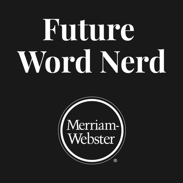 Future Word Nerd - Dark