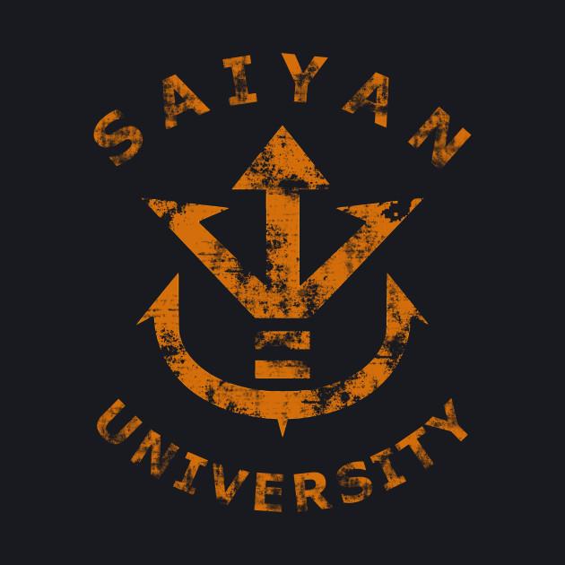 Saiyan University (gold)