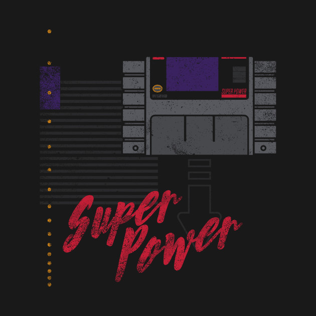 SUPER POWER
