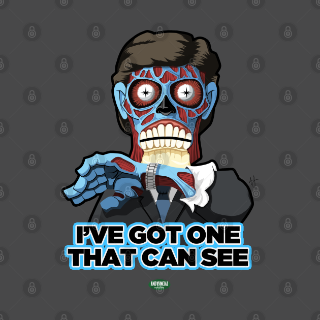 They Live Alien