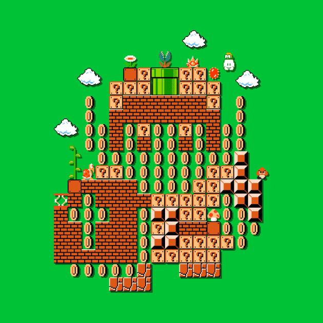 81a3e60f83 Super Zelda Maker - Super Mario - Phone Case | TeePublic