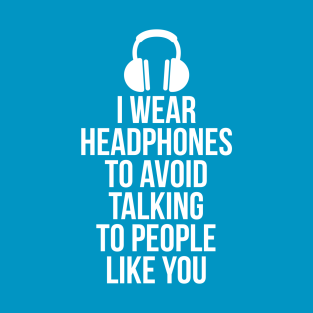 Fuck Off Quotes New Fuck Off Headphones Funny Quotes For Girls Ignore Ignoring Dont