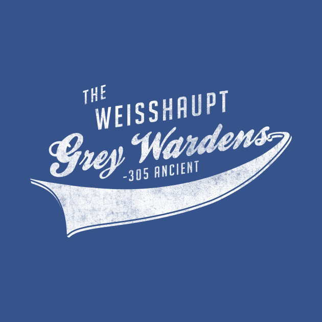 The Weisshaupt Grey Wardens