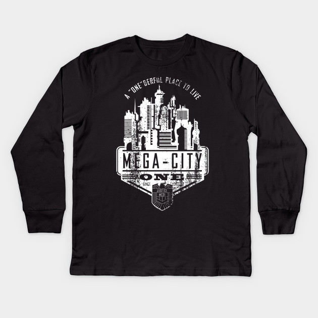Mega City Judge Logo Shirt
