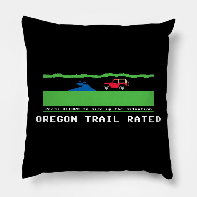 Oregon Trail Rated