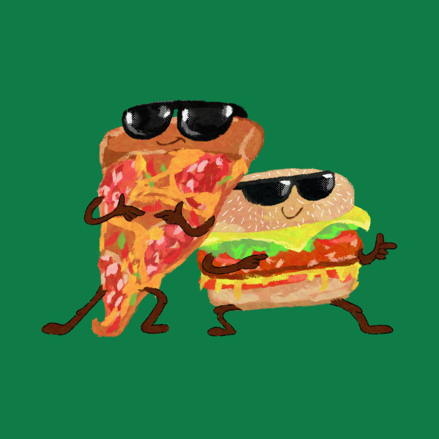 Pizzeman and Burgers
