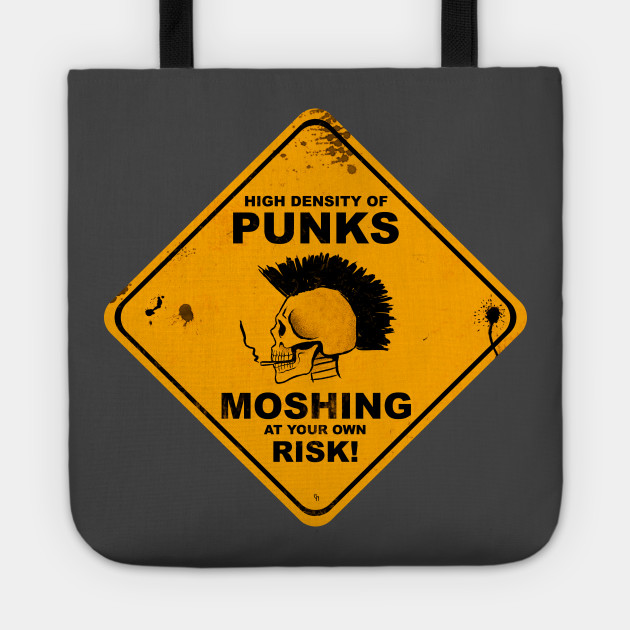 Moshing at your own risk