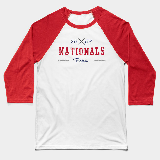 c9d87c15 Nationals Park - Washington Nationals - Baseball T-Shirt | TeePublic