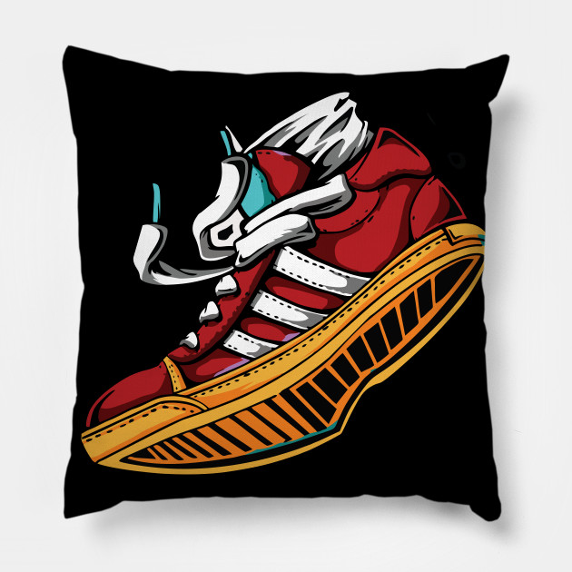 Cuscini Fashion.Sneaker In Color Design For Shoe Shoes Fashion Cuscino