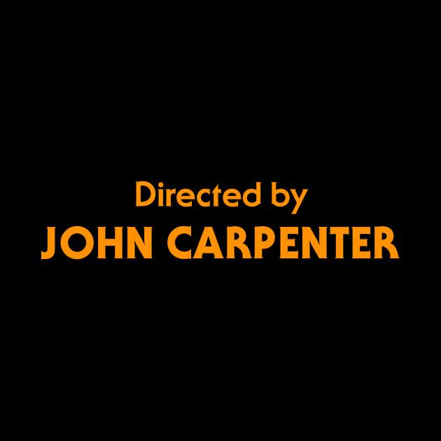 Halloween | Directed by John Carpenter