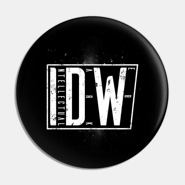 Intellectual Dark Web Shirt   IDW Free Thinkers