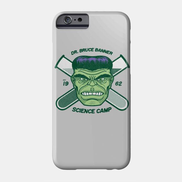 Dr Bruce Banner iphone case