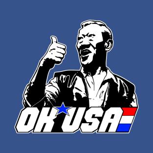 OK, USA!