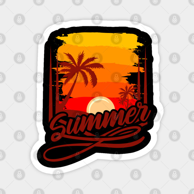 Summer With Sun And Surfer Christmas Vacation Gifts