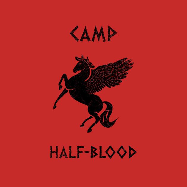 Camp Half-Blood (Distressed)