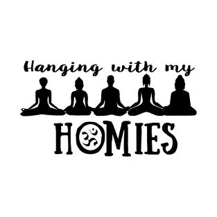 Yoga Symbols T Shirts