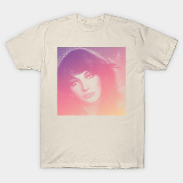 Kate Bush Boys Fashion Classic Long Sleeve T-Shirt Boy Long Sleeve Cotton Round Neck T-Shirt