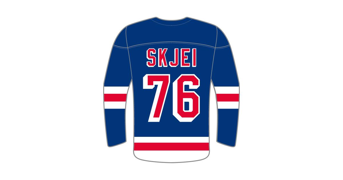 new product d300a 65273 New York Rangers - Brady Skjei by swiftscuba