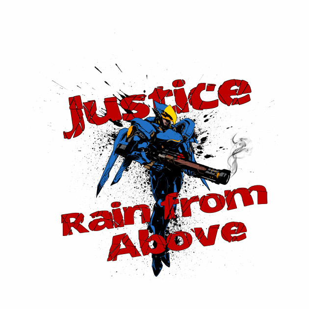 Justice rain from above! (Ver.2)